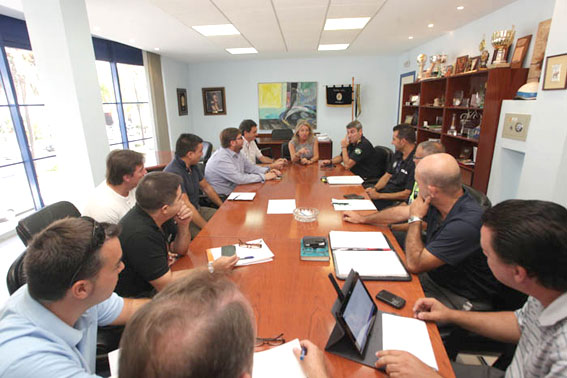 Nueva unidad contra el intrusismo en Marbella