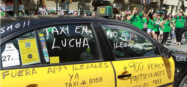 Élite reclama prohibir  Uber
