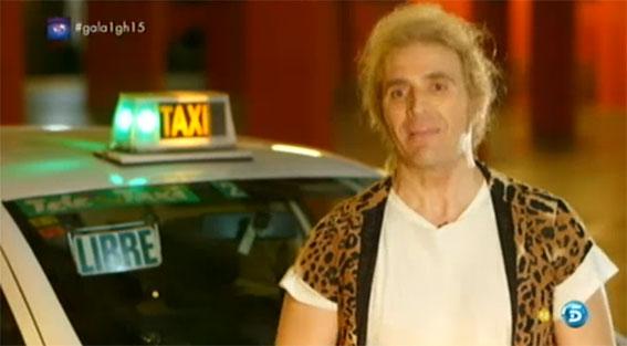 Un taxista de Madrid, concursante en GH15