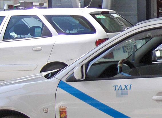 Regulación horaria de 15h para los taxistas malagueños