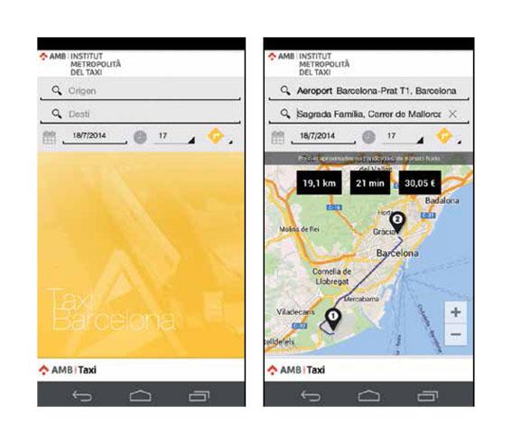 La app �Calcula la ruta�, un ��xito� para el IMET