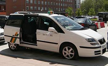 Taxis de Pamplona llevar�n sensores para medir la contaminaci�n