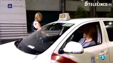 Expulsado el primer taxista concursante de GH