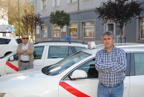 El taxi, preparado para luchar contra las apps �disruptivas�