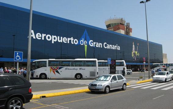 El aeropuerto de G.Canaria no ser� �rea sensible