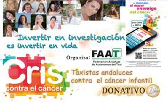 FAAT edita un año más su calendario solidario contra el cáncer