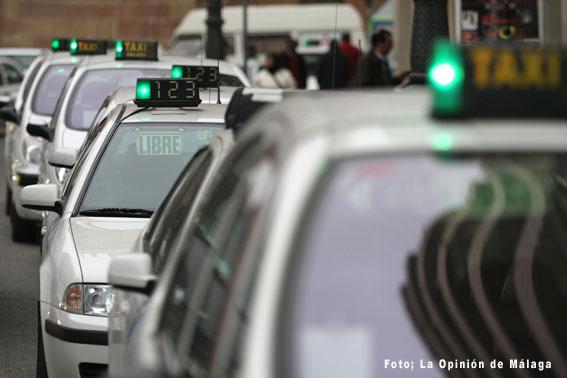 Suspendidos también los paros de noviembre en Málaga