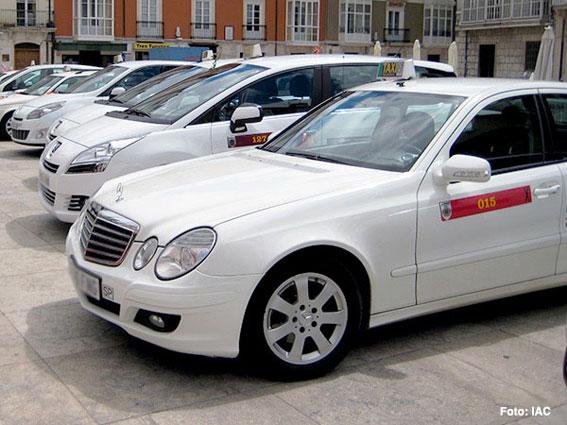 Burgos celebrará tres exámenes de acceso al taxi por año