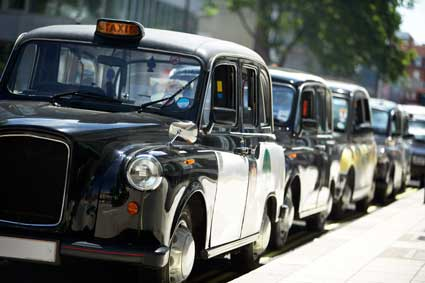 El taxi de Londres combate a la app USA con una tarifa plana