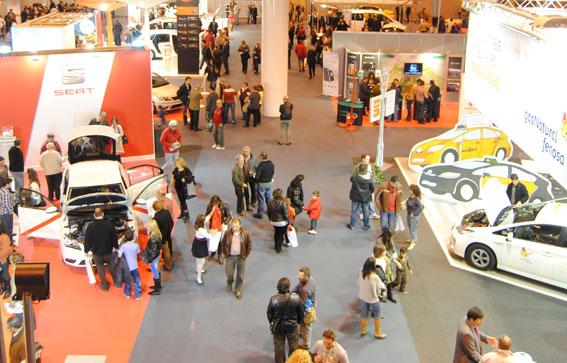 Todas las novedades del sector este fin de semana en la Feria del Taxi