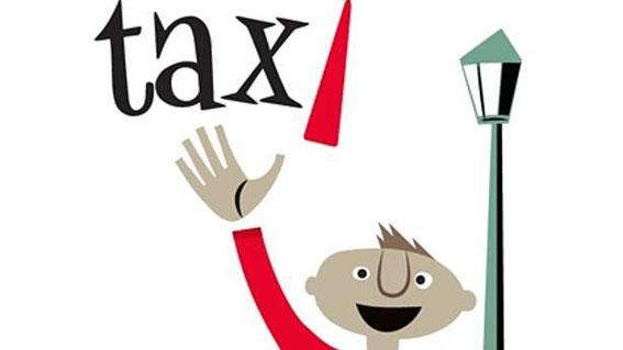 Campaña para parar el taxi con la mano