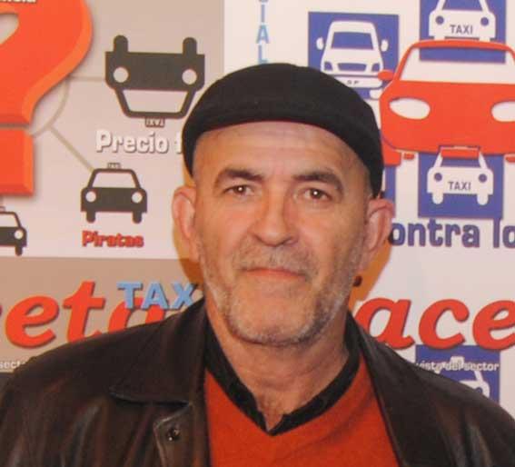 ENTREVISTA: V�ctor V�squez, presidente de Taxi-Sol Marbella