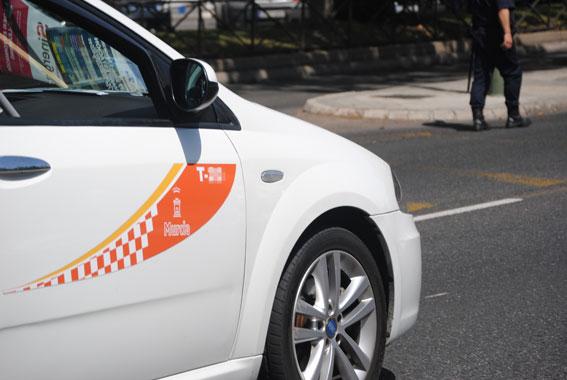 Murcia publicará en su web dónde están las paradas de taxi