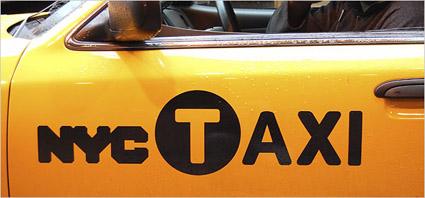 El taxi neoyorkino lleva la ciudad a los tribunales