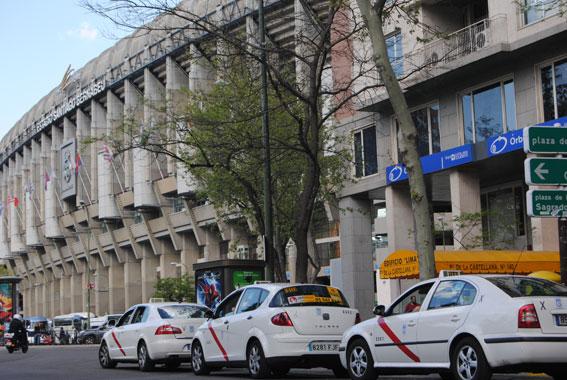 Madrid tendrá una app de información sobre el taxi