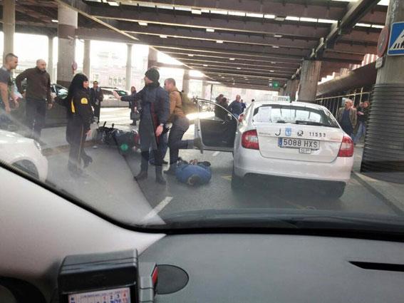 Detenido nuevamente el ladrón de taxis