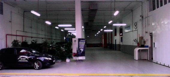 Nuevo taller oficial Taxitronic en Madrid