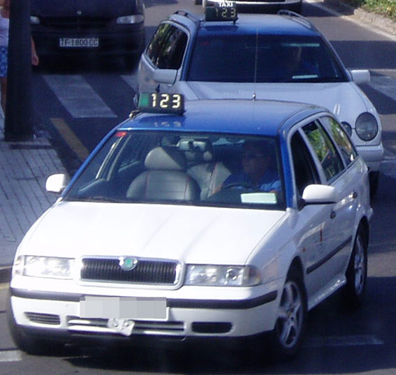 728.000euros para eliminar 26 taxis en Sta. Cruz