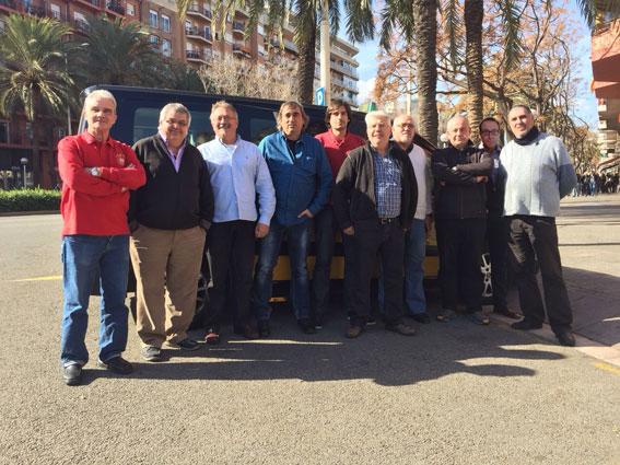 S�nchez Baena, reelegido como secretario del STAC Barcelona