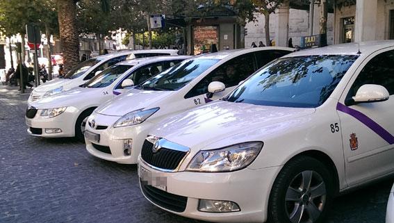 Varios taxistas jienenses devuelven sus licencias voluntariamente