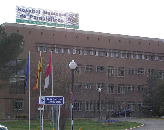Pacientes del Hospital de Parapl�jicos exigen m�s Eurotaxis