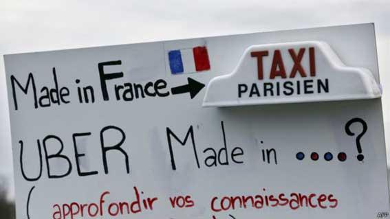El Tribunal multa a Uber Francia con 150.000 euros