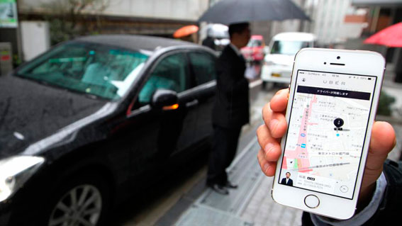 Investigan la sede de Uber en Holanda