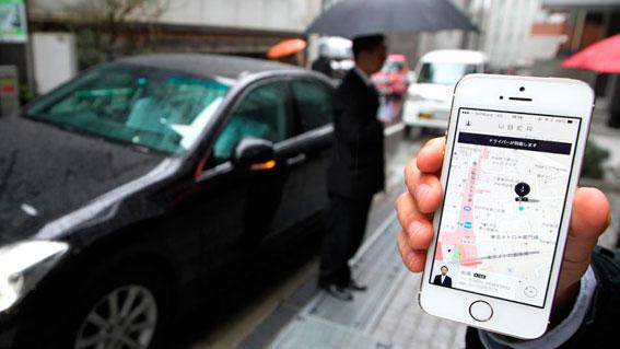 Uber podr�a estar operando tambi�n en Gante