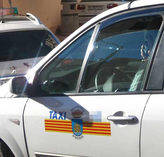 El taxi de Ibiza unifica su GPS