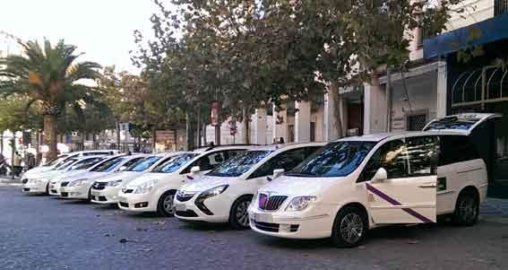 El taxi de Jaén niega su bajo índice de intrusismo