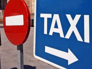 Un cliente agrede a un taxista tras no pagar el servicio