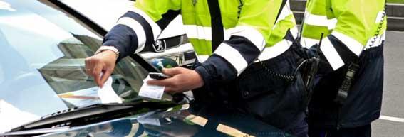 Los Ayuntamientos multan el 75% más que la DGT