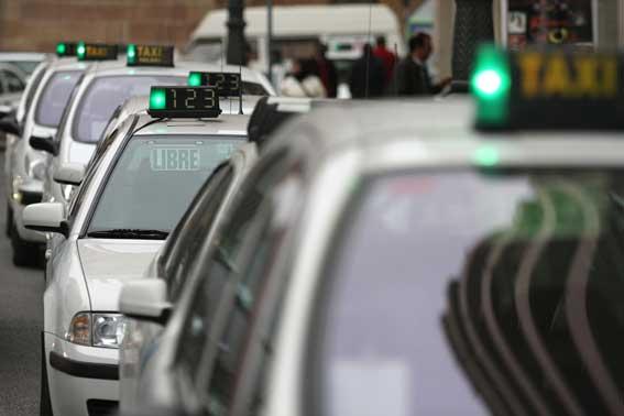 El taxi de Málaga exige de nuevo una regulación para las VTC
