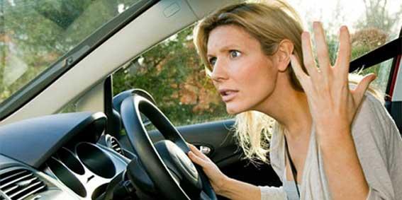Los conductores se irritan por ciertos avances tecnológicos