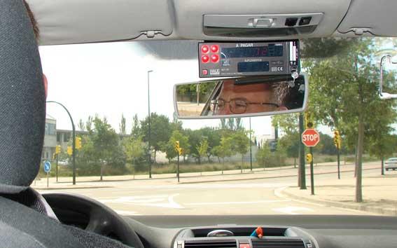 Dos atracos a taxistas en Salamanca en menos de 24h