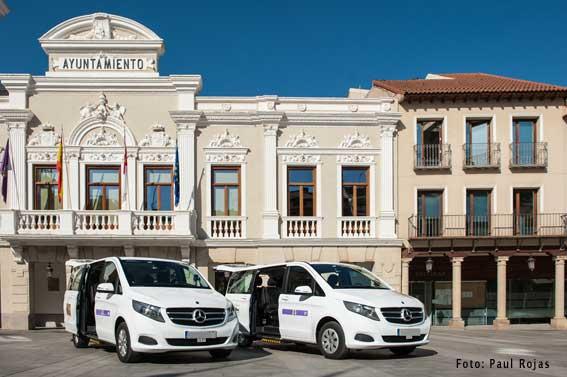 Guadalajara vuelve a tener taxis adaptados