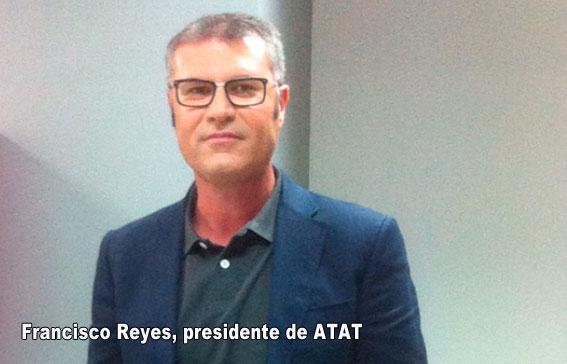 Francisco Reyes abandona ATAT por motivos de salud