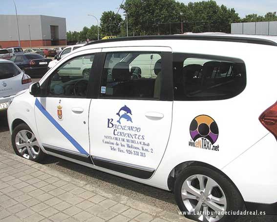 Arranca la app para compartir taxi en Ciudad Real