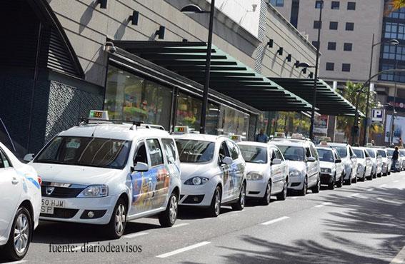 200.000 euros para que el taxi se autoproteja