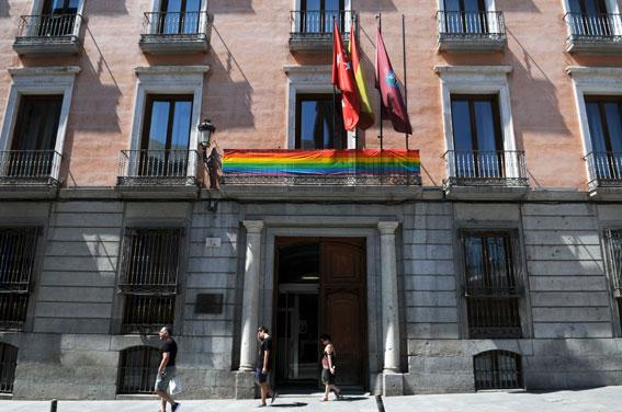 Madrid reforzará el servicio de taxi durante el World Pride