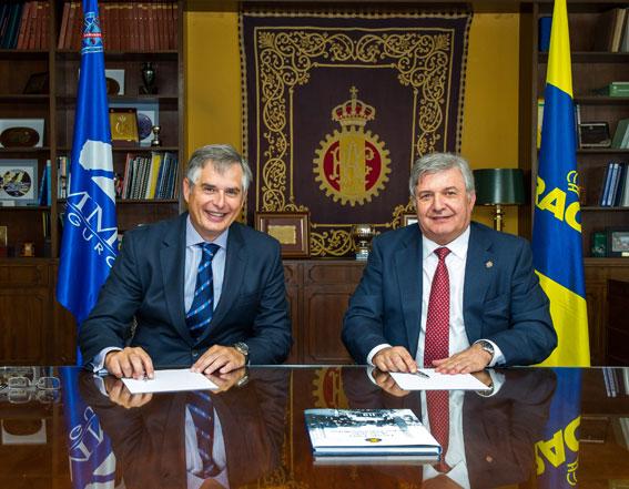 Acuerdo entre MMT Seguros y RACE para dar asistencia a sus mutualistas