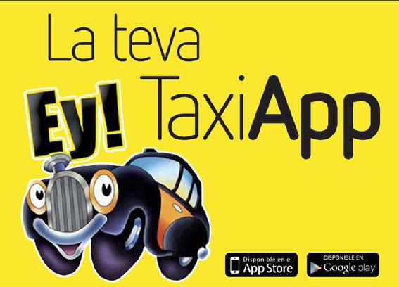 Stac presenta su app     'Ey! Taxi'