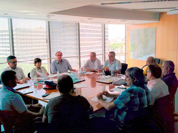 Barcelona inspecciona m�s de 1.000 veh�culos en el primer semestre