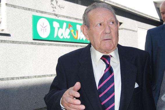 Fallece el abuelo taxista de la Reina Letizia