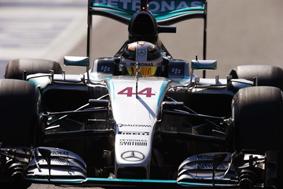 Lewis Hamilton, m�s l�der antes de dejar Europa