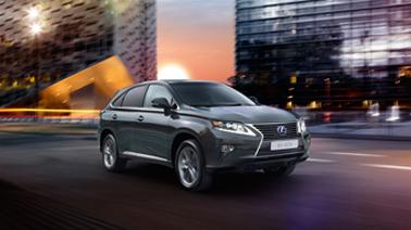 Lexus presentará en Frankfurt el nuevo RX 2016