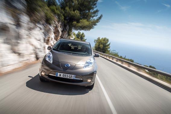 Nissan LEAF 30 kWh, gran salto en el sector eléctrico