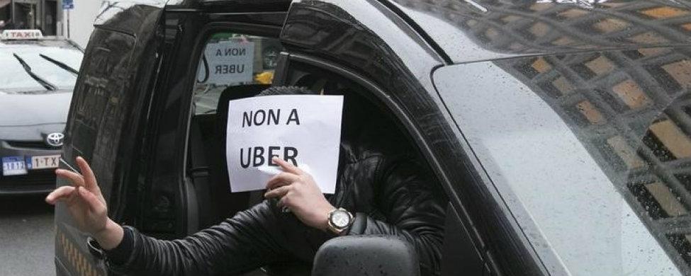 Uber tiene tres semanas para cerrar Bruselas
