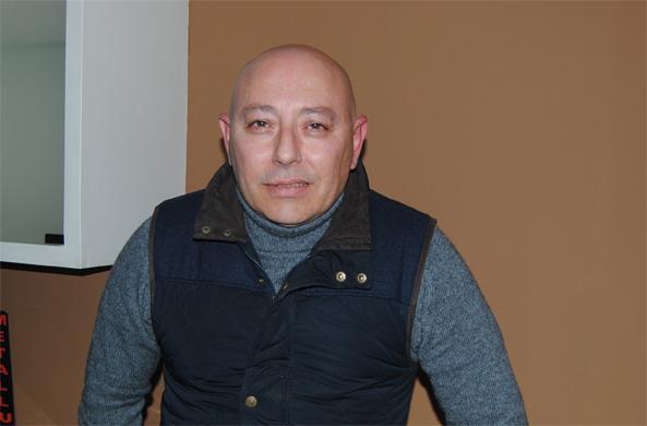 Miguel Ángel García, candidato a la presidencia de AGATM