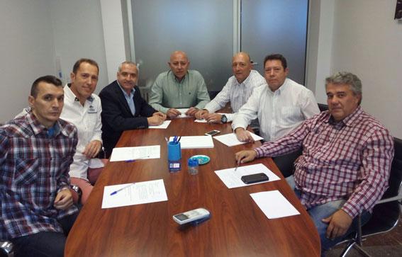 Candidatos para la unión en la lista de García